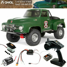 Axial AXI03001T2 1/10 Scale SCX10 II 1955 Ford F-100 F100 Truck 4WD RTR Green