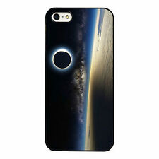 Edge of the earth plastic phone case fits iPhone