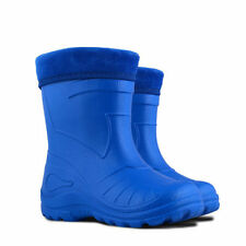 33 Scarpe blu in gomma per bambini dai 2 ai 16 anni