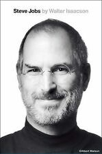 Steve Jobs by Walter Isaacson (2015, Paperback)
