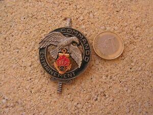 insigne brevet commando  11 rima    par  drago