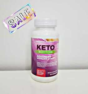 KETO BODYTONE - Advanced Weight Loss - 60 Capsules