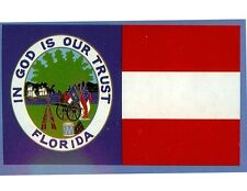 3x5 ft Florida Republic Flag 1861 In God Is Our Trust Civil War Flag