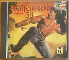 Wolfenstein 3D PC CD-ROM Vintage
