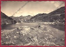 BERGAMO BRANZI 12 LAGHI GEMELLI Cartolina FOTOGRAFICA viaggiata 1948