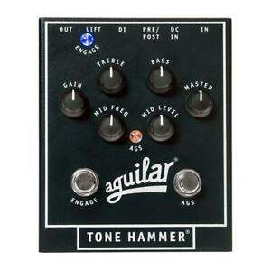 Aguilar Tone Hammer Bass Guitar Preamp Direct Box