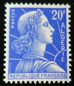 FRANCE COLONIE ALGÉRIE N°349 MARIANNE DE MULLER NEUF ** LUXE MNH