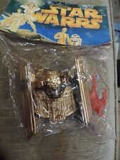 Vintage Star Wars Darth Vader Tie Fighter Bootleg Extremely Rare