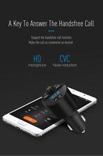 Bluetooth Bt-C2 Fm Transmitter Radio Adapter Mp3 Player Handsfree Usb Charger