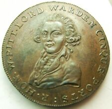 Colonial Era_Conder 1/2 Penny token_Kent 18_RARE