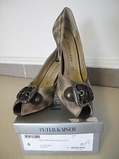 Women's Shoes PETER KAISER Seta Buckle Pump sz 8.5 EU 6 New Box GERMANY