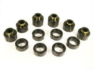 Prothane Body And Cab Mount 12 / 16 Bushing Kit for 88-98 Pickup 2WD / 4WD
