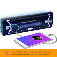 Car Stereo Bluetooth Car Radio Car MP3 Player/USB/SD//FM Radio Detachable Panel