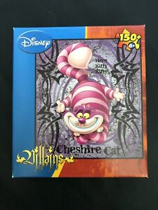 Disney Cheshire Cat Villains, Alice In Wonderland 150 Piece Puzzle, Ages 6+ NEW