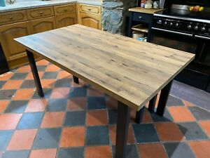 Next Bronx 6-8 Seater Extending Dining Table