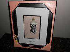 FASHION FRAME WALL DECOR (BATHING SUIT) 2003 14YRS AND OVER