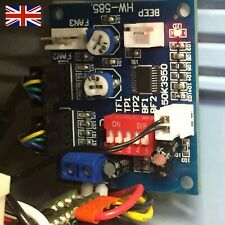 More details for 12v dc pwm pc 4 pin fan temperature speed controller cpu/case fan stall alarm