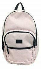 Vans Off the Wall Schooling Pack Soft Pink Backpack NWT Laptop Carrier