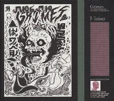 Grimes - Visions NEW CD