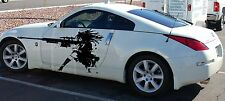 Car Side Wrap Decor Vinyl Decal Sticker Anime with Rifle A 005