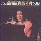 The Great ARETHA FRANKLIN: The First 12 Sides (Columbia CD, 1988)