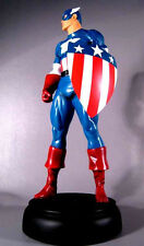 Bowen Designs Captain America World War 2  Marvel Comics Statue .