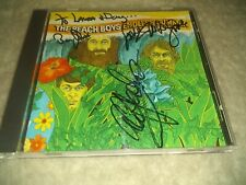 Beach Boys Endless Summer, Buckley Signed By Band Members Cd Mint