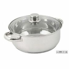INOX OLYMPE FAITOUT 28 CM 8L INDUCTION CODE 17941250