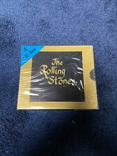 The Rolling Stones 4 CD box set limited import Aloha label ULTRA RARE New