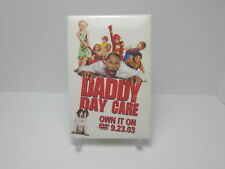 Eddie Murphy Daddy Day Care Movie Promo Button Pin