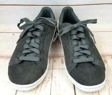 Puma Smash SD Suede Grey Men's 8.5 Fashion Tennis Skate Sneaker 361730 14