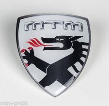 Original MTM WAPPEN Aufkleber Folienschild Emblem Logo Schriftzug Audi VW NEU