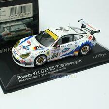 MINICHAMPS PORSCHE 911 GT3 RS 'T2M MOTORSPORT' 24H LE MANS V. ICKX/P.  403036984