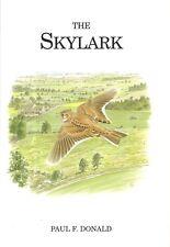 DONALD PAUL POYSER BIRDS BOOK THE SKYLARK ORNITHOLOGY hardback BARGAIN new