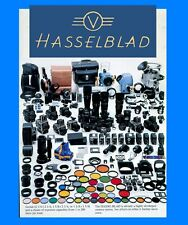 HASSELBLAD Repair Manual for Many ACCESSORIES + 500c cm CD
