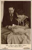 Adel Monarchie ~1910 Prinzessin Prinz August Wilhelm Preußen Alexander Ferdinand