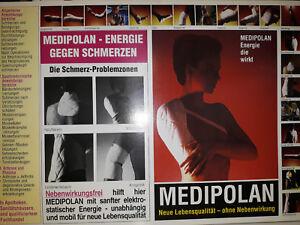 Medipolan elektrostatische Bandage für Schulter/Arm,einfach EnergyPad NEU OVP