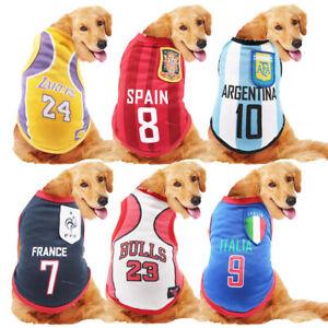 Dog Golden Retriever Satsuma Border Shepherd Spring/summer Vest Jersey Clothes