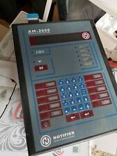 Armadio con Pulsantiera Centrale AM 2000 Notifier Ferro 130 275 365 232