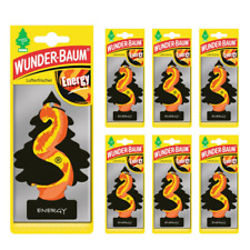24 Pack of  Energy  Little Trees Hanging Air Freshener Energy Magic Scent