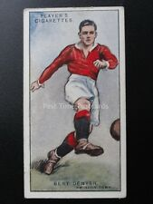 No.8 BERT DENYER - SWINDON TOWN Footballers 1928 by John Player 1928
