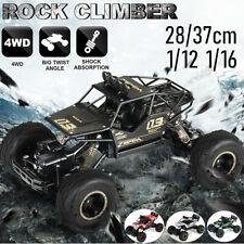 RC Rock Auto 4WD Ferngesteuert Monster Truck Metall Crawler Offroad
