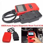 Car Fault Engine Diagnostic Scanner Code Reader Reset Tool Obd 2 Can Bus Eobd