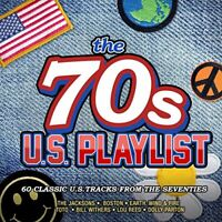 The 70s U.S Playlist [CD]
