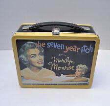 Marilyn Monroe Metal Lunch Box