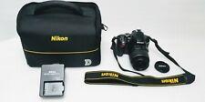 Nikon D3200 fotocamera DSLR con Kit Obiettivo 18-55mm * Post Giorno successivo *