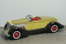1935 Auburn 851 Supercharged - Matchbox Models of Yesteryear Y-19 England *39377