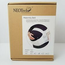Neotech Care Maternity Belt White Sz Large Model T007 New In Packaging