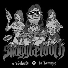 Snaggletooth - Tribute To Lemmy - Various Artist (2016, CD NEUF)