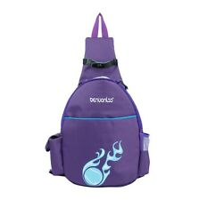 Klau Tennis Racquet Backpack Purple